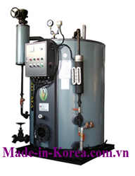 OIL STEAM BOILER SSANGMA SMB-200