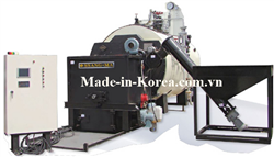 WOOD PELLET STEAM BOILER SMWB-P3000