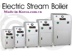 Electric steam boiler model SM 7700