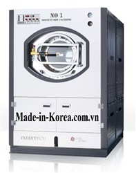 Industrial dry cleaning 20kg Cleantech Korea HSCS-20