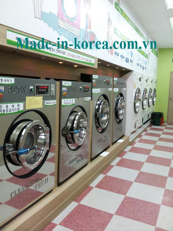 Máy giặt 23kg 28kg 35kg Cleantech