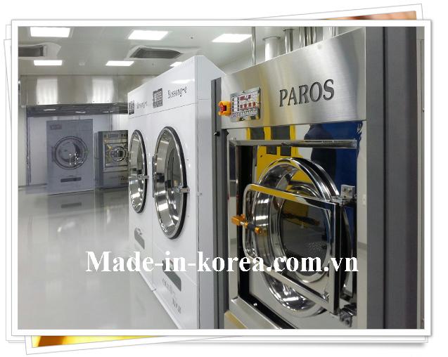 Dây truyền giặt sấy korea giá tốt