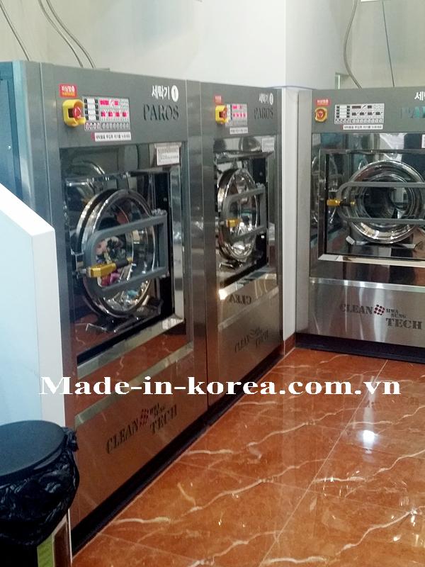 Dây truyền giặt là korea 300kg