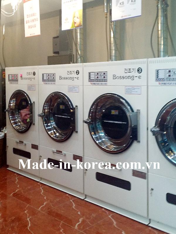Day truyền sấy quần áo Hàn Quốc