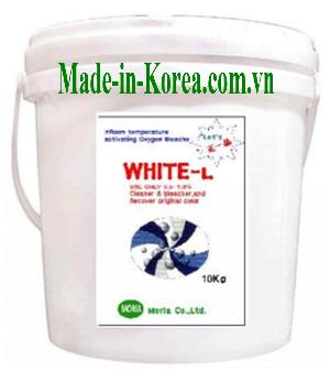 Hoá chất tẩy trắng korea