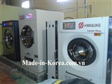 Drycleaning and laundry equipment Korea