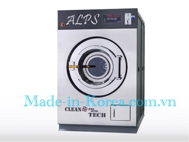 Máy giặt công nghiệp Hàn Quốc 28kg giá tốt
