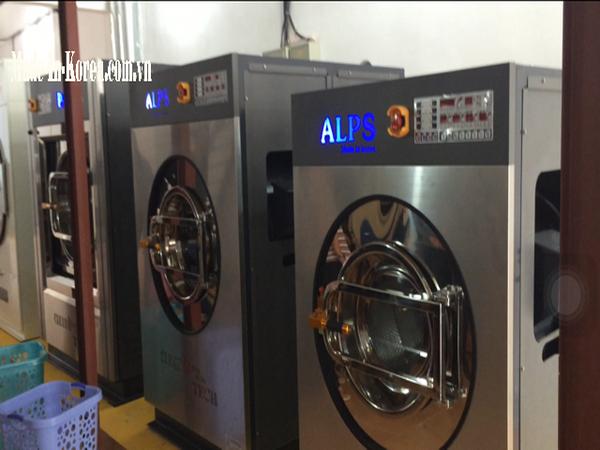 Giá máy giặt Hàn Quốc 28 kg tốt nhất
